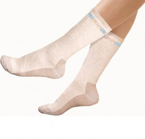 Progaiit Diabetic Silver Socks ULCER SHIELD